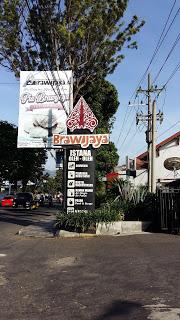 Pusat oleh-oleh Malang Brawijaya
