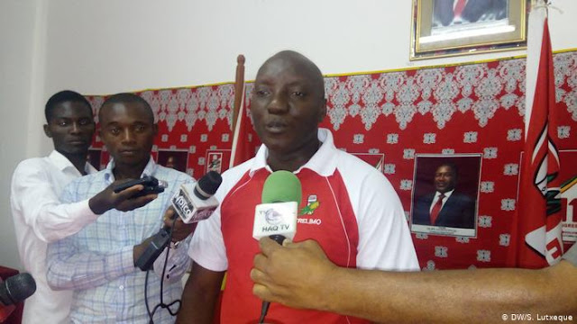 """FRELIMO rejeita acusações de reativar """"esquadrões da morte"""""""