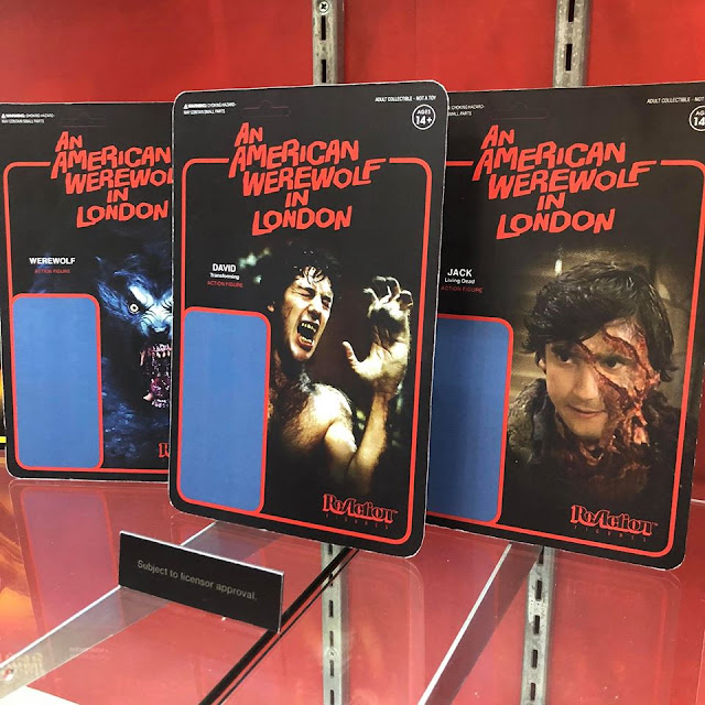 Super7 - American Werewolf in London - Jack