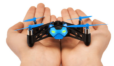 Spesifikasi Parrot Rolling Spider - GudangDrone