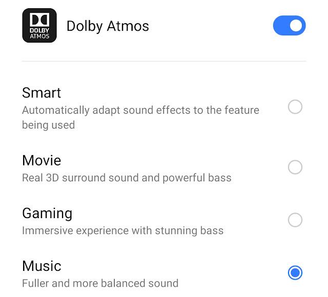 Dolby Atmos APK