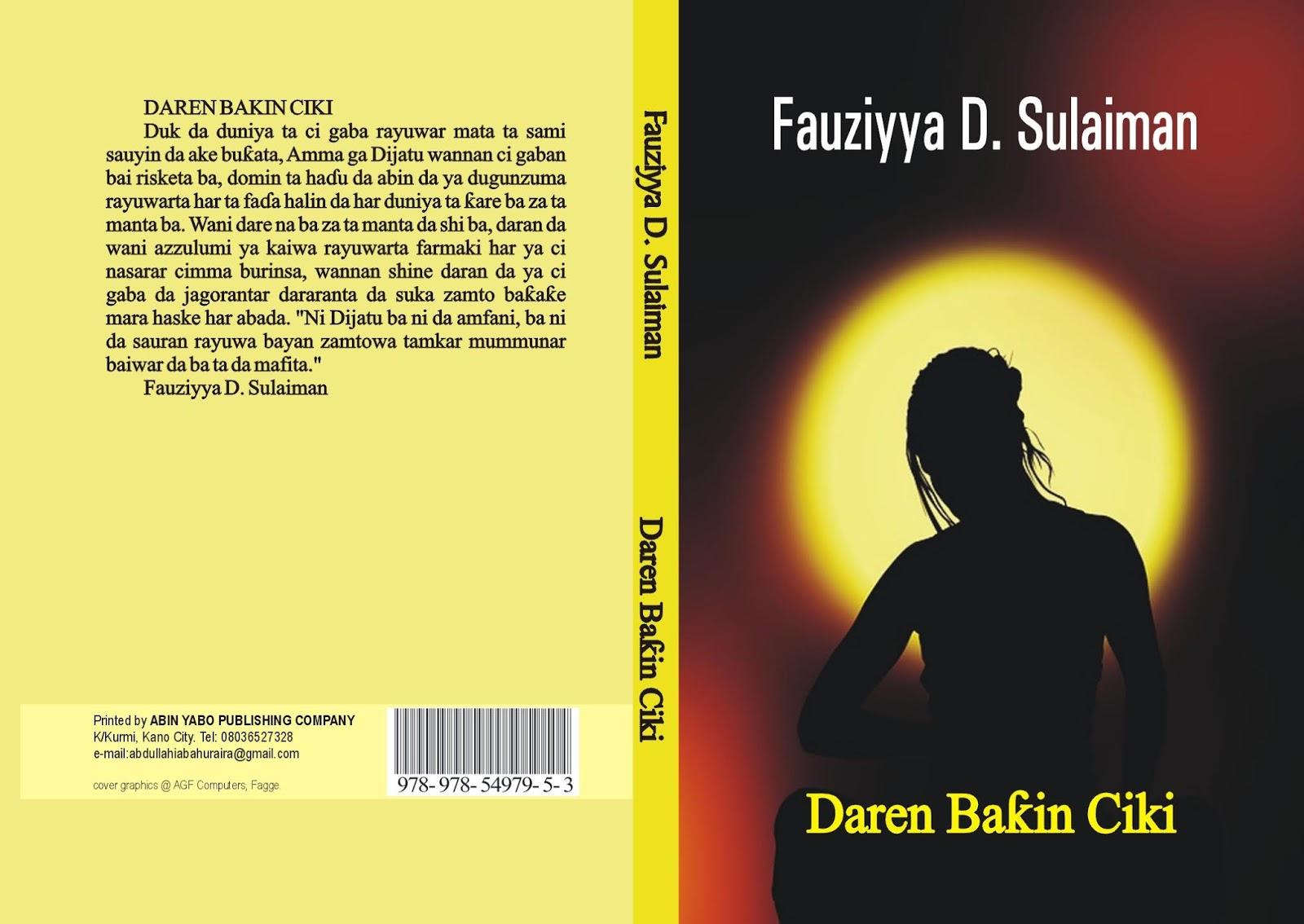 Www hausa Novels Books d com {Nhs Alumni}