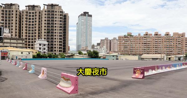 台中南區|大慶夜市|旱溪夜市團隊規劃經營|暑假即將開幕