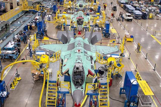 Poland assemble F-35 Cameri Italy