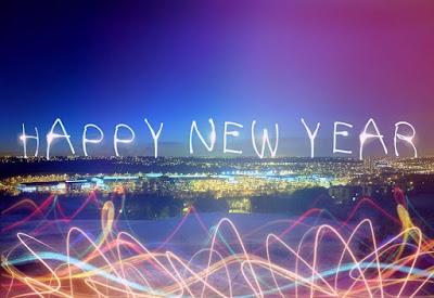 Happy New Year Status in Hindi 2019