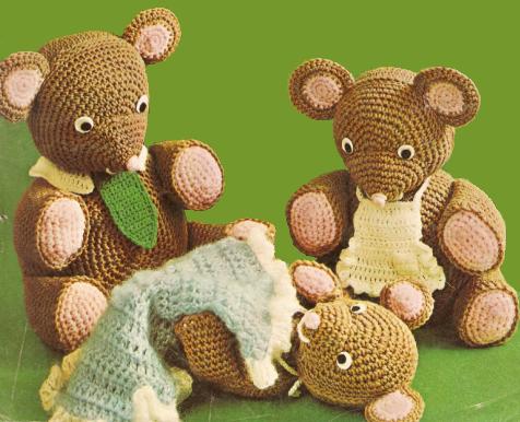 Vintage Toy Pattern 43