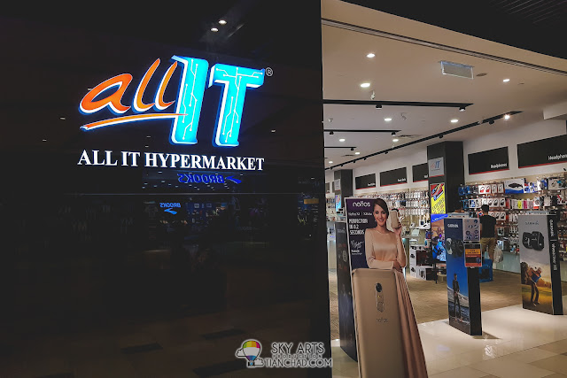 ALL IT Supermarket @ MyTOWN Shopping Centre
