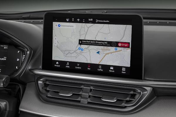 Fiat Pulse: proprietário poderá interagir com o carro via smartphone