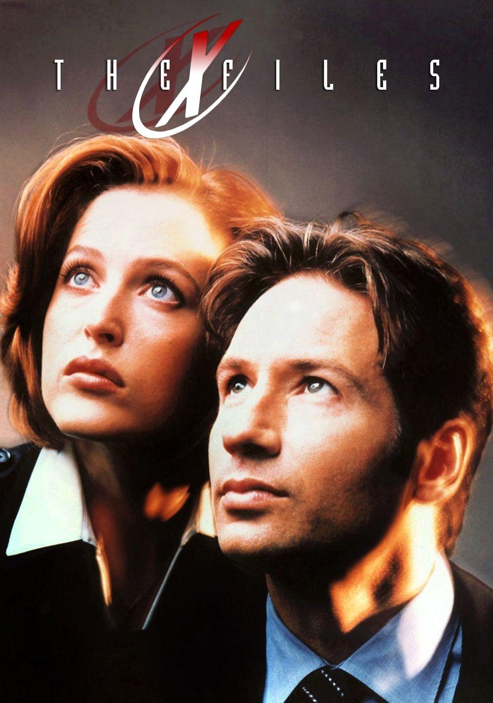 The X-Files Serie Completa Dual Latino/Ingles 1080p