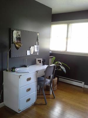 Home Office campaign desk