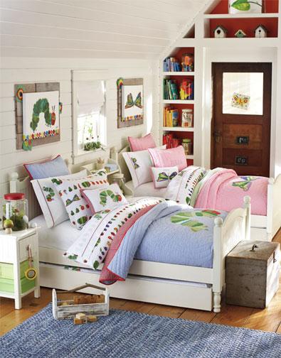 Habitaci n para ni o y ni a dormitorios con estilo - Dormitorios para nino ...