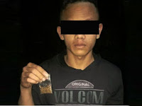 Sempat Kabur Dari Sergapan Polisi, Pelaku Narkoba di Pangkep Berhasil Diringkus Lagi