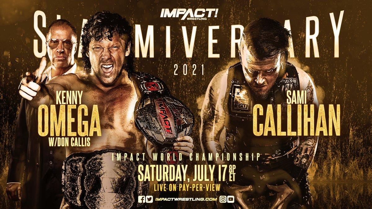 Cobertura: IMPACT Slammiversary 2021 – Bullet Club!