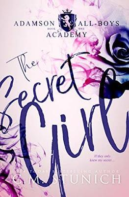 The Secret Girl by C.M. Stunich