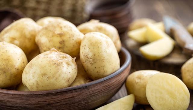 cara menghilangkan jerawat dengan kentang