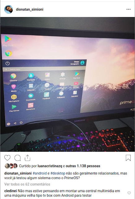 Instagram Dionatan Simioni