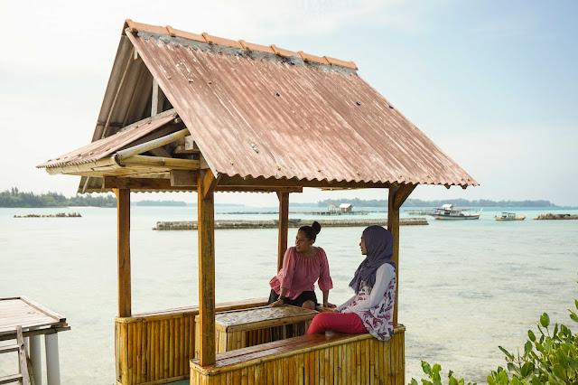 Berlayar ke Kampung Bugis Pulau Sebira (8)