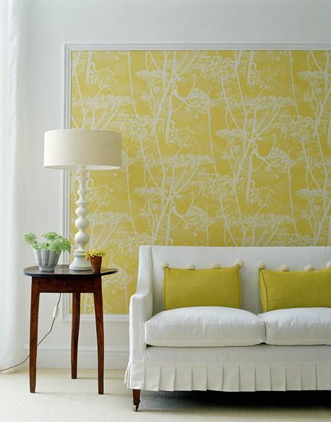 Mustard Living Room Decor: FRESH + TWIST : Mustard On You