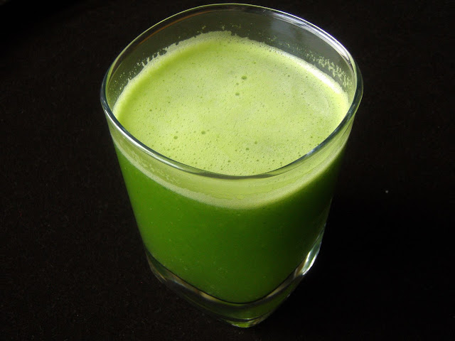 sok Napój z zielonej pietruszki