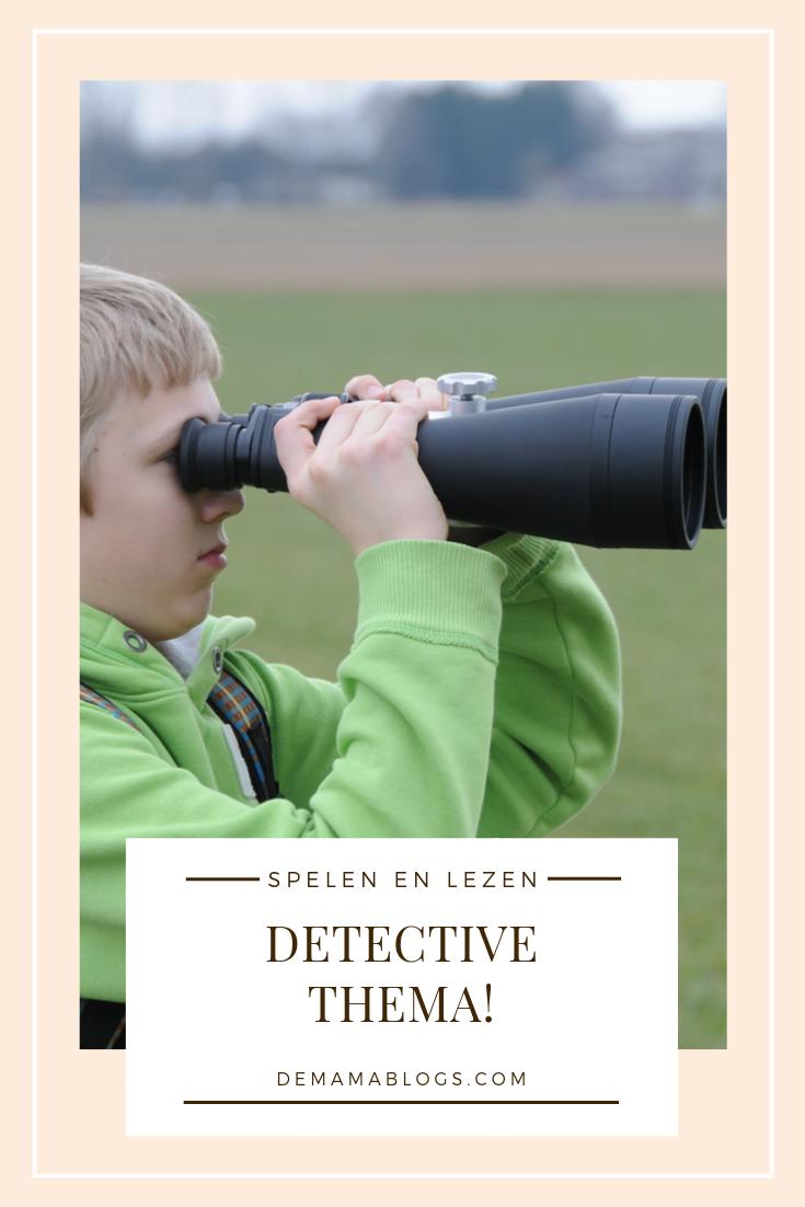 Detective inspiratie