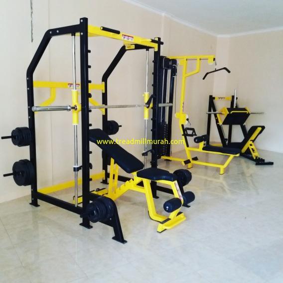 Paket Untuk Pembuatan Rental Fitnes Dan Perlengkapan