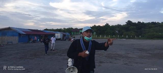 Peduli Bencana NTT dan NTB, GMKI Saumlaki lakukan Aksi Galang Dana