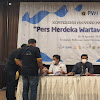 Zugito, Ketua Bid Organisasi PWI Pusat Pimpin Sidang Konferensi PWI Prov Jawa Barat 2021-2026