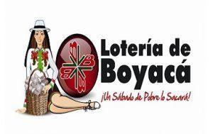 Lotería de Boyacá sábado 7 de diciembre 2019