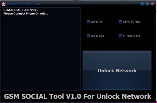 Gsm Social Tool V1.0
