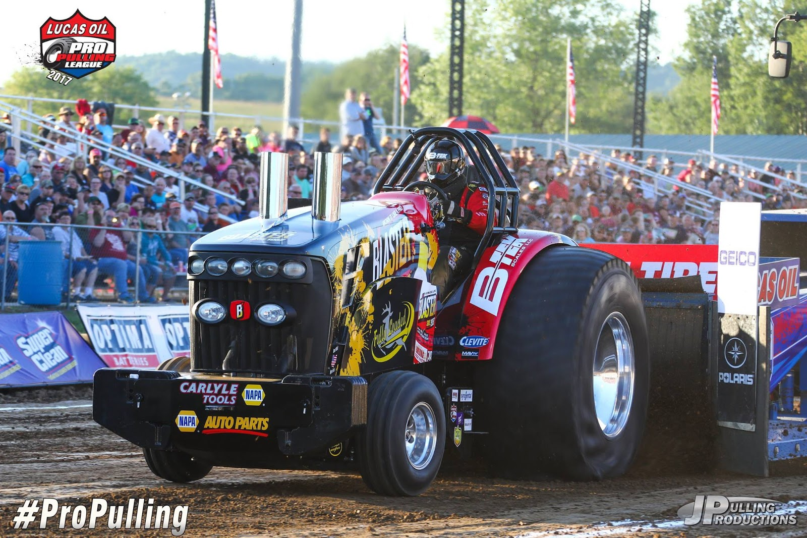 Tractor Pulling News - Pullingworld com: Q & A with Jeff Hothem