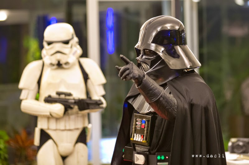 Jedi y soldado de la Guerra de las Galaxias