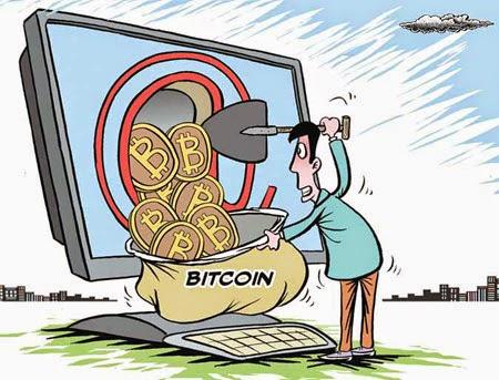 ما هو تعدين البيتكوين - Bitcoin Mining