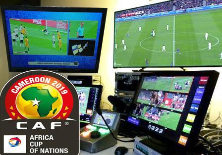 تقنية الفيديو تدخل ربع نهائي الامم الافريقية