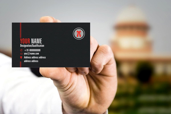 Indian law office business cards design 2018 freelance graphic indian law office business cards design 2018 cheaphphosting Image collections