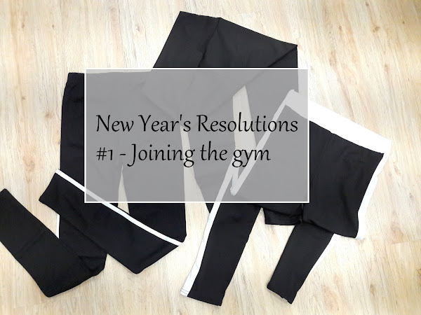 New Year's Resolution #1 - Joining the gym