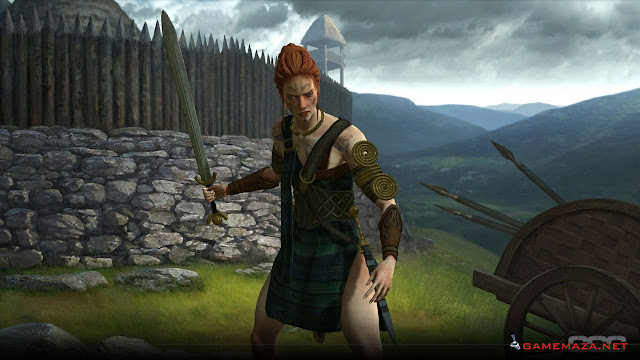 Sid Meier Civilization V Gods and Kings Gameplay Screenshot 1