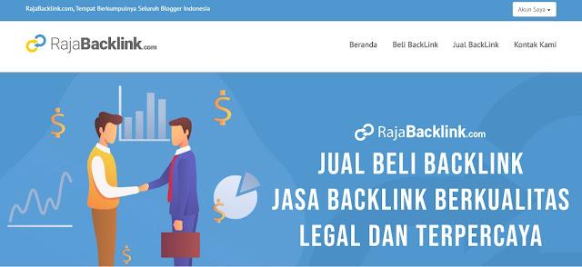 Jasa backlink dari Rajabacklink.com