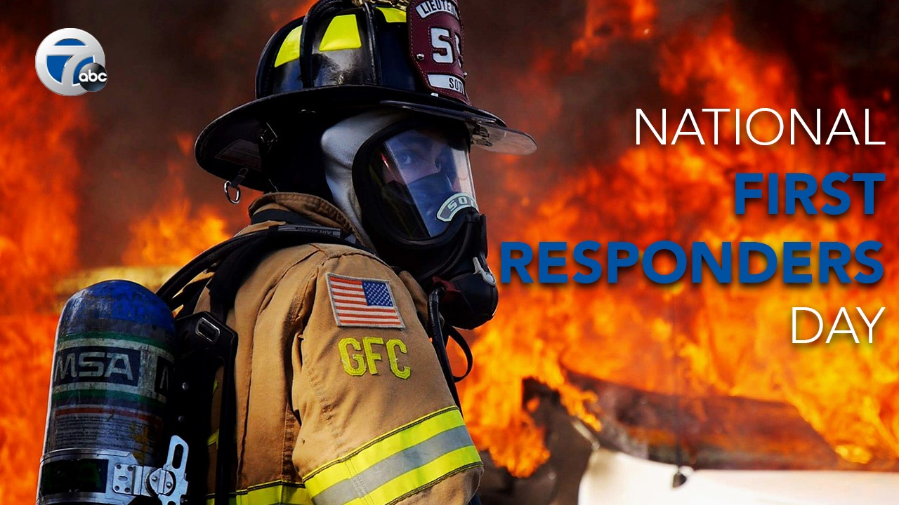 National First Responders Day Wishes pics free download