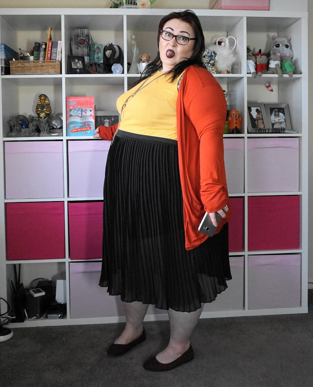 MUSTARD-AND-RUST-A-PLUS-SIZE-OUTFIT-POST // WWW.XLOVELEAHX.CO.UK