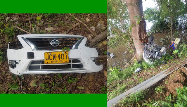 hoyennoticia.com, Pereció Rumualdo Brito López en accidente de carretera
