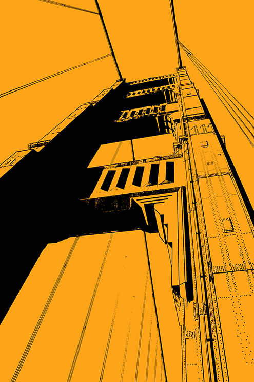 golden-gate-bridge-illustration-san-francisco-california-graphic-design-art-photoshop-inkscape-free-dibujo-drawing-estilo-style-art-deco-maravillas-del-mundo-wonders-of-the-world-arquitectura-ingenieria-architecture-engineering