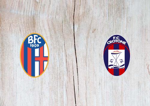 Bologna vs Crotone -Highlights 29 November 2020