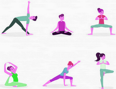 Basic To Advanced Yoga Poses