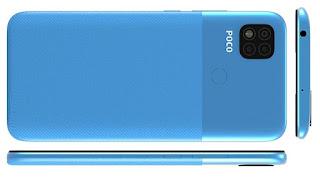 مواصفات و سعر موبايل/هاتف/جوال/تليفون شاومي بوكو سي 31 - Xiaomi Poco C31 مودال: MZB0A0MIN, MZB0A0KIN