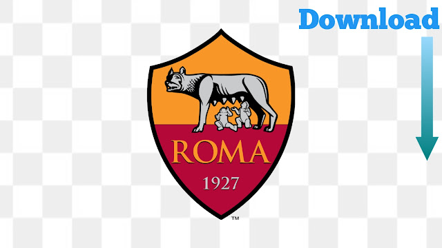 Download Logo AS Roma PNG HD