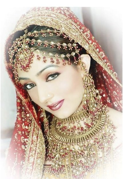 Asian Bride Bride Jewellery