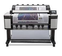 HP DesignJet T1700 Printer Software and Drivers