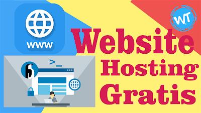 Cara Membuat Website Dengan Hosting Gratis