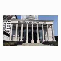 Lowongan Kerja D3 di Mahkamah Konstitusi Republik Indonesia Jakarta Juli 2020