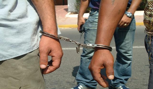 المهدية : توقيف 5 أشخاص بتهمة ترويج المخدرات والهجرة السرية والاتجار في البشر